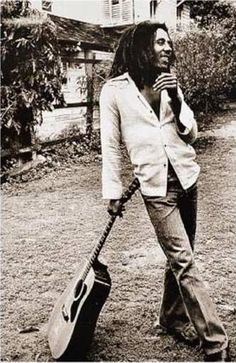 """On December 3, 1976, someone tried to take Bob Marley's life. He was shot twice, but still played two days later. People asked him why he still performed and didn't rest and he said, """"The people who are making this world worse don't take a day off, how can I?"""" Bob Marley tried to make the world a better place through music and I plan on doing that someday."""