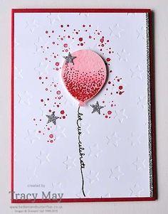 Balloon Celebration by Stampin' Up! – #GDP015 | Bedlam & Butterflies | Bloglovin'