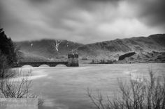 Haweswater reservoir Sunken City, Whittling, Digital Photography, Underwater, Woods, Cities, Train, Mountains, Black And White