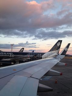Auckland airport Air New Zealand, Classic Image, The Beautiful Country, Air Travel, Travelogue, Auckland, The Expanse, Airplane View, Aviation