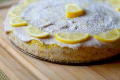 10 Guilt-Free, Vegan Versions of Desserts, especially #9 Raw Lemon Meringue Pie