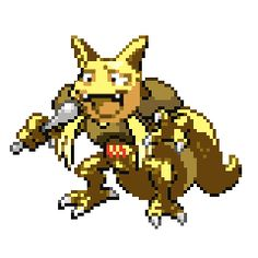 Pokemon Fusion: Automatically fuse two pokemon to create an entirely different creature.