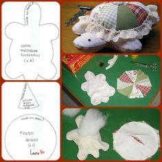 Turtle pattern Más