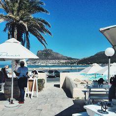 Breakfast! #breakfast #beachfront #houtbay #instafood #capetownrestaurants Cape Town, Restaurants, Africa, Patio, Breakfast, Outdoor Decor, Home, Morning Coffee, Ad Home