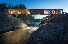 Art meets nature in Norway