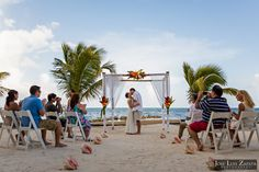 Las Terrazas San Pedro Wedding | Ambergris Caye, Belize | Jose Luis Zapata Photography