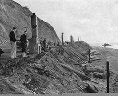 Topanga Beach,California.