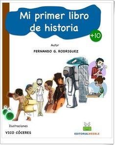 Recursos didácticos para imprimir, ver, leer: Ciencias Sociales Primaria: Historia