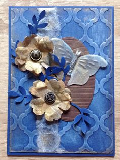 SU Schmetterling Pergamentpapier