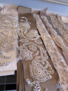 Bridal Sashes