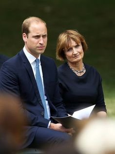 Prince William Photos - Guests Honor the 7/7 Bombings Anniversary - Zimbio