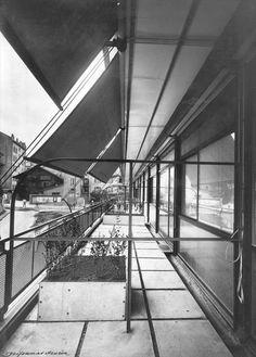 Fondation Le Corbusier - Buildings - Immeuble Clarté