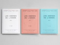 With the sudden arrival of 2017 on the horizon, it sees an opportunity for creatives to purchase the all important office essential, the trusty diary.  One set of diaries I came across recently is . . .