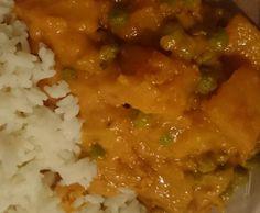 Rezept Linsen, Erbsen und Kartoffel Curry von thermowurmy - Rezept der Kategorie Hauptgerichte mit Gemüse