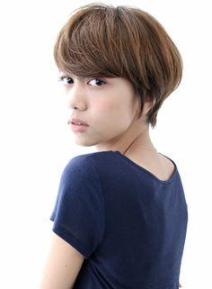 ☆誰でも似合う大人のショートボブ☆|髪型・ヘアスタイル・ヘアカタログ|ビューティーナビ