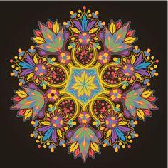 india flower art - Google Search