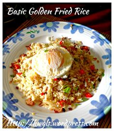 Basic Golden Fried Rice (黄金炒饭) Posted on January 14, 2015 by Kenneth Goh