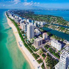 South Beach Miami Florida by Susanne Kremer