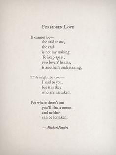 The only thing standing in between you and me is reality. We're ahead of our time. But I cannot ignore the encouraging words of this beautiful poem. Cannot and will not. 4ever yours.