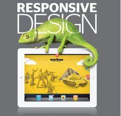 Responsive Web Design Vs Adaptive Web Design: A match or mismatch - Web Design Talks Responsive Web Design, Creative People, Design Inspiration, Screen Size, Graphic Design, Grid, Visual Communication