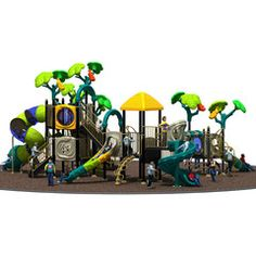LE.CY.004 | Commercial Playground Equipment