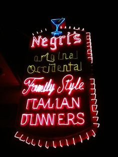 My favorite Italian restaurant. Eat family style when you go, a little pricer but you will not be disappointed. This is a hidden gem in Occidental Ca near Bodega Bay.