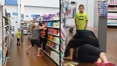 32 That Moment When You Fight Over Shampoo In The Aisle While Your Son Watches and Cheers You On. Only At Walmart, People Of Walmart, Walmart Pictures, Walmart Shoppers, Dramatic Look, That Moment When, New Instagram, Real People, Comics