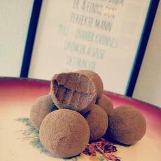 Liqourice bliss balls