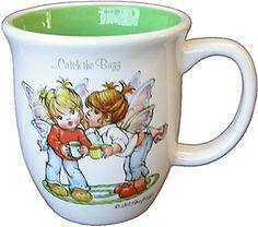 "My Little Kitchen Fairy mug ""Catch the Buzz"""