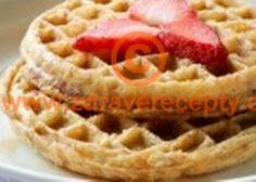 Pohankové vafle