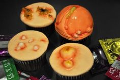 STDs: Cupcakes Representing Different STDs Go On Sale