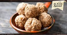 Kids and adults will love these Almond Butter Balls since they work well as a sweet pick-me-up during a busy day at school or at work.