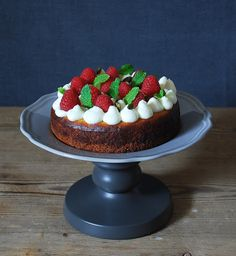 Persian love cake {sin gluten}