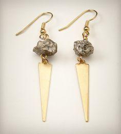 Liv Earrings - Salty Fox Jewelry