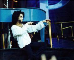 Prince performing in La Coruna – Spain.