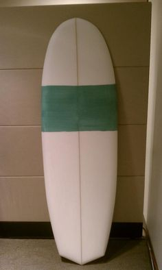 """First Project - 5'8"""" Mini Planing Hull   Swaylock's Surfboard Design Forum"""