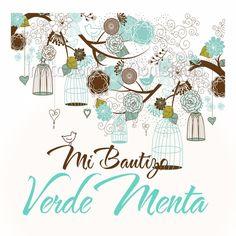 Invitacion Bautizo Kit Jaulas Vintage Bautizo Baby Shower - $ 175.00 en MercadoLibre