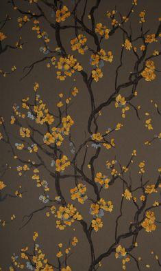 Hooked on Walls Secret Garden Wallpaper#behang