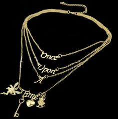 Once Upon A Time Necklace