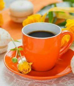 Coffee Recipe With Syrup - Coffee Humor Puns - - Coffee Tattoo Hipster - - Iced Coffee Signs Good Morning Coffee, Coffee Break, I Love Coffee, My Coffee, Coffee Signs, Orange Aesthetic, Breakfast Tea, Orange You Glad, Orange Crush