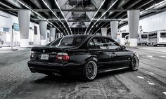 Joji Nagashima designed the greatest M5 (BMW e39 M5) of all time.