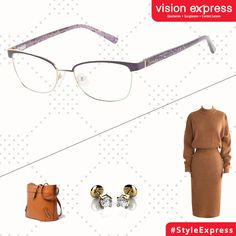 5b04895e68 Play with contrast colours this winter with these elegant violet pair of spectacle  frames from Sensaya