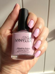 Pure Spa Direct Blog: CND VINYLUX Polish Review & Troubleshooting