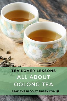 Oolong - We've simplified the complexities of one of our favorites, Oolong tea. Take a look at what makes this tea so amazing! Masala Chai, Oolong Tea Benefits, Tea Facts, Tea Eggs, Tea Brands, Types Of Tea, Tea Recipes, Coffee Recipes, Best Tea