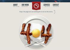 20 Creative 404 Error Pages Interactive Web Design, 404 Pages, Desktop Design, Error Page, Web Design Inspiration, Cool Websites, Page Design, Irons, Web Development
