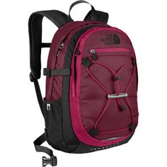 north face isabella: cranberry