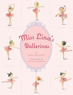 Ballerinas, rhyming, what's not to enjoy?  Also, there's some French and some math that go down easy.