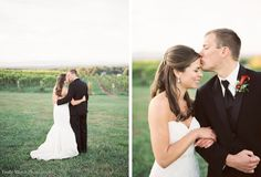 Fine Art Film Tuscan Vineyard Wedding | Wedding in Italy | Magnolia Rouge | Emily March Photography