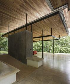 Casa de Las Hojas / OsArquitectura Photos ©... - Fragments of architecture