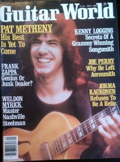 1000+ images about Pat Metheny on Pinterest | Pat metheny ...